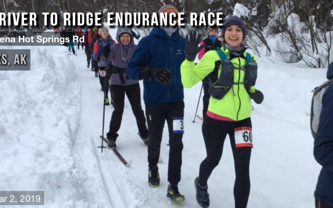 Registration for the 2019 Chena River to Ridge is now open!